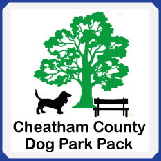 Cheatham County Dog Park Pack
